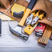Tool belt maintenance