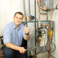 Technician furnace