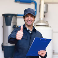 Right-sizing a water heater